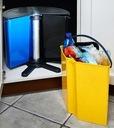 Kosz Pojemnik do Segregacji śmieci odpadów Kolor wielokolorowy