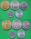 KUBA  zestaw 5 monet