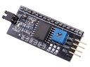 Konwerter LCD HD44780 I2C IIC TWI ARDUINO AVR ARM