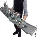 BanBao 8419 - Lotniskowiec duży 3016 el. Bohater inny