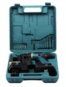 WIERTARKO-WKRĘTARKA AKUMULATOROWA 18V 2xAK WALIZKA Informacje dodatkowe drugi akumulator w zestawie walizka transportowa w zestawie