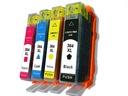 4 364XL tusze HP OFFICEJET 4620 4622 drukarki 5524