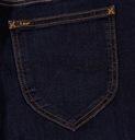 LEE spódniczka blue jeans PENCIL SKIRT_ W27 Długość midi