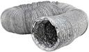 Rura wentylacyjna aluminiowa ALUDEC 125 10mb Spiro