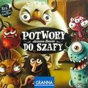 GRANNA Potwory do szafy + GRATIS -  Warszawa