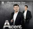 AKCENT Przekorny Los NAJNOWSZA PŁYTA CD 2016 wy24h