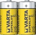 2x Baterie Varta Superlife R14 C hurtownia VAT23%
