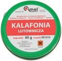 KALAFONIA LUTOWNICZA DO LUTOWANIA TOPNIK CYNEL 45g