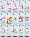 200 wzorów ETUI DO SAMSUNG GALAXY A50 OBUDOWA CASE Dedykowany model Samsung Galaxy A50 / A30s