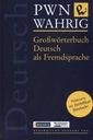 GROSWORTERBUCH DEUTSCH ALS FREMDSPRACHE Deutsch