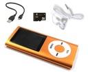 ODTWARZACZ e MP4 MP3 PL RADIO DYKTAFON SD 8GB III