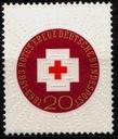 Niemcy - Mi 400 ** - Czerwony Krzyż