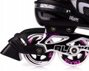 ROLKI REGULOWANE Flex - Blackwheels roz. 31-34 Rozmiar 31-34