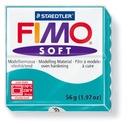 масса termoutwardzalna 57г FIMO SOFT бирюзовый