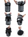 Тетра EX800 плюс фильтр ??? резервуаров 100 -300л