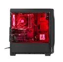 GAMING PC CASE ATX GENESIS TITAN 750 Obudowa LED Kolor czerwony