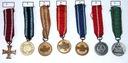 Миниатюра mennicza на ленте Медаль За RGinących 7