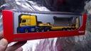 306027 MB Actros Low Boy Semitrailer Regel 1:87 HO
