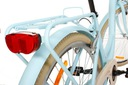 Damski rower miejski 28 ALU lekki SHIMANO 7 kosz Marka Goetze