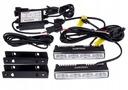 DRL404 Światła dzienne LED 125mm ZAM/PHILIPS 800LU