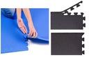 Duże MATY piankowe PUZZLE sportowe 62x62cm 4 szt. Szerokość 62 cm