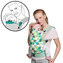 Nosidełko ergonomiczne do 20kg Kinderkraft NINO Wiek dziecka 3 mies.