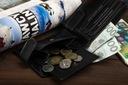BETLEWSKI Skórzany portfel męski mały skóra RFID Marka Betlewski