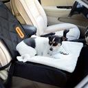 Fotelik samochodowy dla psa transporter legowisko Wysokość 50 cm