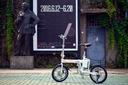 Rower elektryczny składany składak Airwheel R5 Materiał ramy aluminium