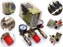 ПРЕСОСТАТ 400В + Выключатель под давлением для компрессора