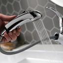bateria umywalkowa wyciągana wylewka Homelody Kolor chrom
