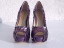 *Sugarfree Shoes* rozmiar 37 wkładka 24 cm Materiał wkładki inny materiał
