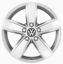 FELGI VW T-ROC GOLF 16'' 2GA CORVARA ORYGINALNE