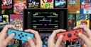 NOWE Nintendo SWITCH 32GB V2 + 2 gry + szkło +etui EAN 045496452339