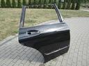 Drzwi tylne tył prawe Mercedes R-klasa W251 197