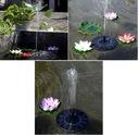 НАСОС для фонтана СОЛНЕЧНАЯ для водоемы Solar ФОНТАН