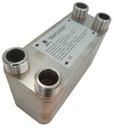 Wymiennik ciepła 50-płytowy NORDIC 1' DN25 do 55kW Sposób montażu Stojące funkcyjne