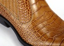 38-46 COMODOESANO kowbojki skóra wysokie Materiał wkładki skóra naturalna
