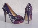 *Sugarfree Shoes* rozmiar 37 wkładka 24 cm Materiał zewnętrzny inny materiał