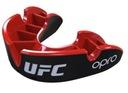 OPRO UFC SZCZĘKA OCHRANIACZ ZĘBY SILVER PUDEŁKO