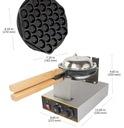 GOFROWNICA EGG / BUBBLE Waffle вафли пузырь