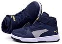 Buty Dziecięce Puma Rebound 370498 03 ciepłe r.33 Płeć Chłopcy Dziewczynki