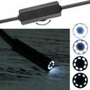 ENDOSKOP KAMERA INSPEKCYJNA HD ANDROID USB SZTYWNY Waga (z opakowaniem) 0.2 kg