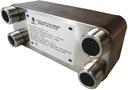 Wymiennik ciepła NORDIC 30kW 24-płytowy 1 + UCHWYT Sposób montażu Stojące funkcyjne