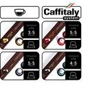 капсулы Nespresso Уникальные Кофе Caffitaly x 60
