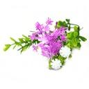 Ветка Декоративная светлый ?????????? цветы искусственные