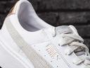 Buty damskie Puma Basket Platform 366814 02 Długość wkładki 24 cm