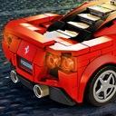 LEGO SPEED CHAMPIONS Ferrari F8 Tributo 76895 Bohater brak