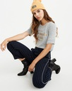 Abercrombie Hollister szara bluzka damska USA M Marka Abercrombie&Fitch