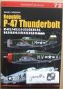 P-47 Thunderbolt, B,C,D,G -Кагеро Topdrawings доставка товаров из Польши и Allegro на русском